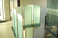 Stainless-Steel-and-Frosted-Glass-Ballustrades