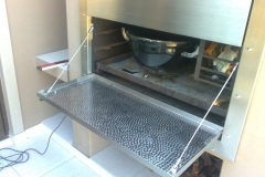Built-in-braai-cladded-with-stainless-steel..