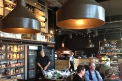 Custom-lamps-in-restaurant-area