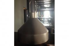 Custom-made-mild-steel-lamp-for-a-restaurant