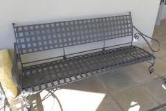 Mild-steel-bench