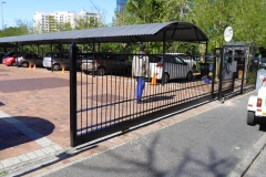 Mild-steel-car-sliding-gate