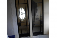 installing-the-black-doors-with-glass-inserts
