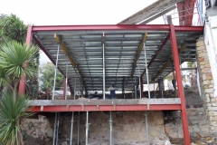 elevation-of-Steel-structure