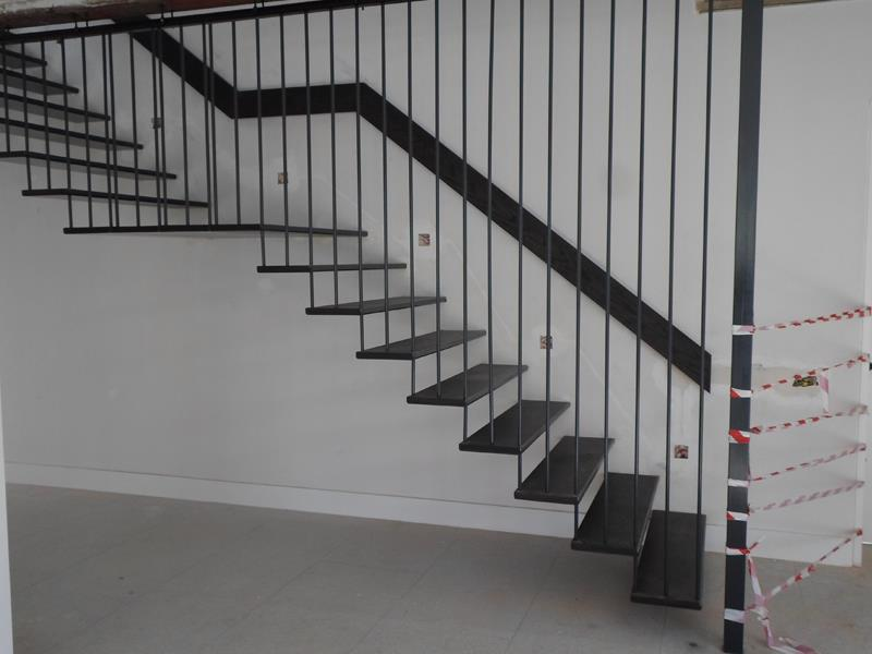 Exceptional Floating Mild Steel Staircase
