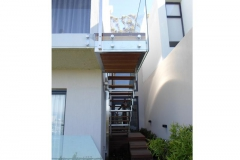 Staircase-with-timber-deck-walk-way