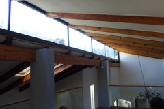 Large-glass-panels-was-used-in-a-mild-steel-frame-to-create-this